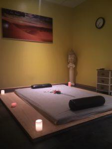 Natur Masajes Instalaciones - Salon Amarillo