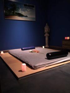 Natur Masajes Instalaciones - Salon Azul