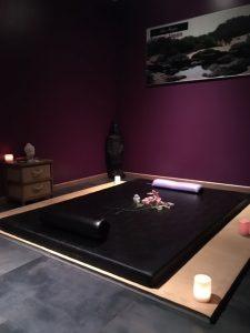 Natur Masajes Instalaciones - Salon Morado
