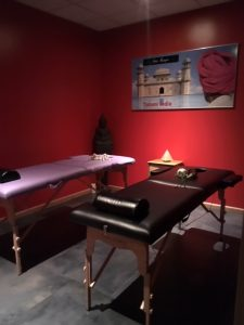 Natur Masajes Instalaciones - Salon Rojo