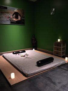 Natur Masajes Instalaciones - Salon Verde