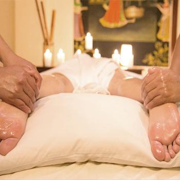 Masajes a Cuatro Manos